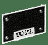 Обозначения на вентил тип KE