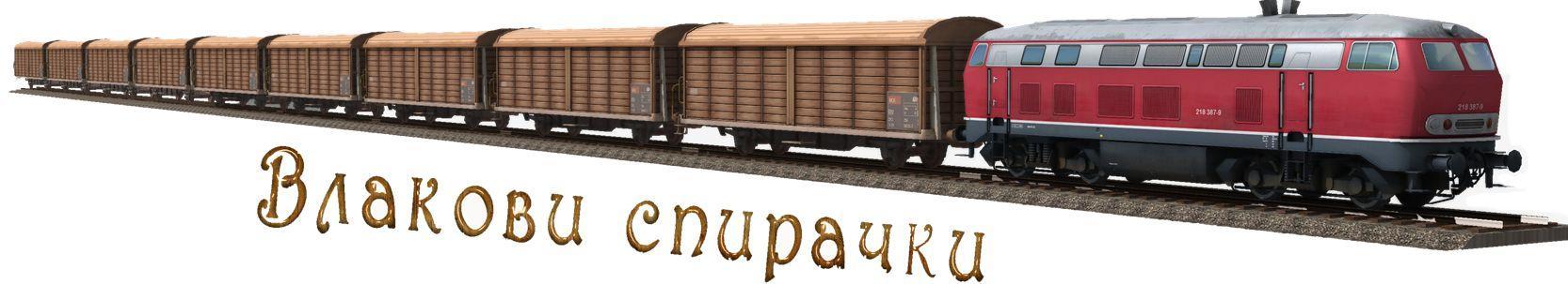 Влакови спирачки