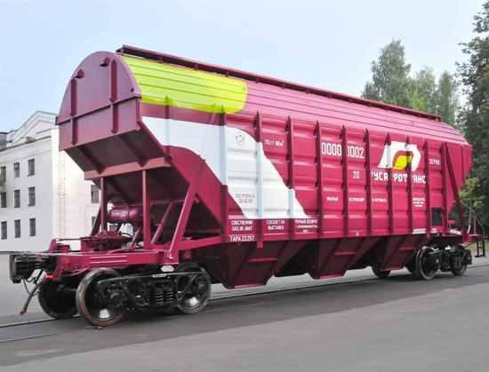 Класификация на товарните вагони.