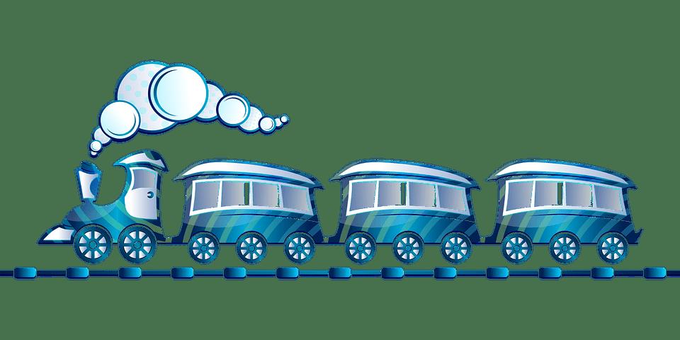 Какво е това чудо наречено влак?
